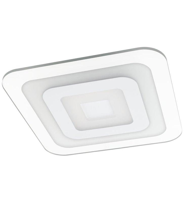 Plafon Reducta1 LED kwadratowy 48cm nowoczesny płaski regulacja barwy światła od ciepłej do chłodnej