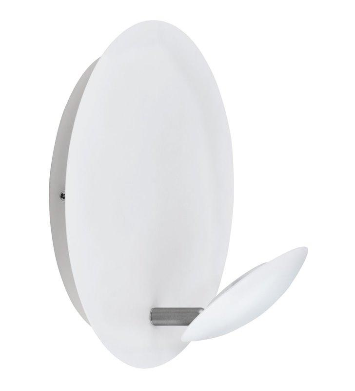 Plafon ścienno sufitowy Certino LED biały z 1 punktem świetlnym do salonu sypialni jadalni na przedpokój