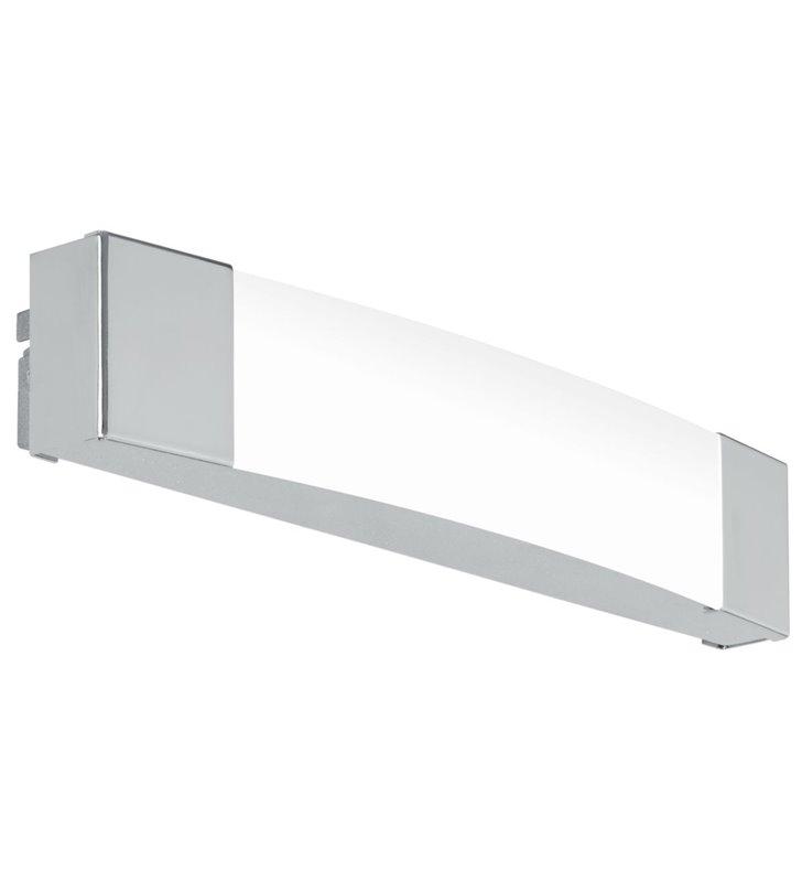 Kinkiet łazienkowy Siderno LED chrom 35cm naturalna barwa światła 4000K IP44