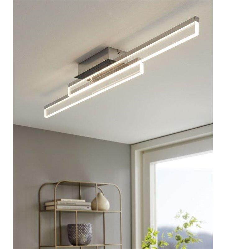 Łazienkowa lampa sufitowa w nowoczesnym stylu Palmital 3000K
