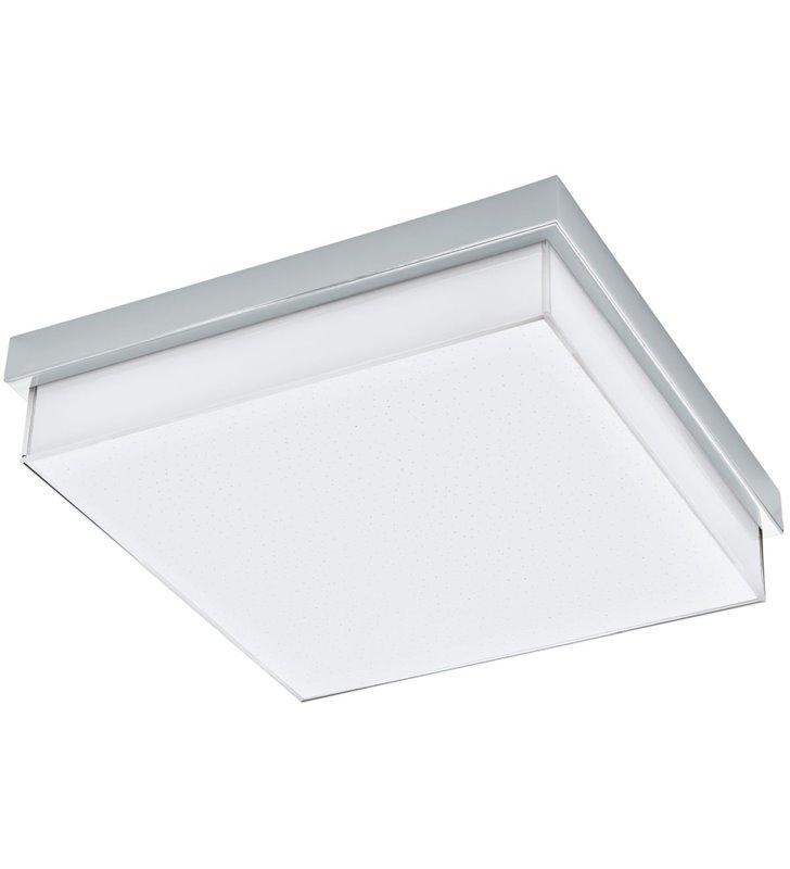 Plafon do łazienki Isletas kwadratowy naturalna barwa światła 4000K