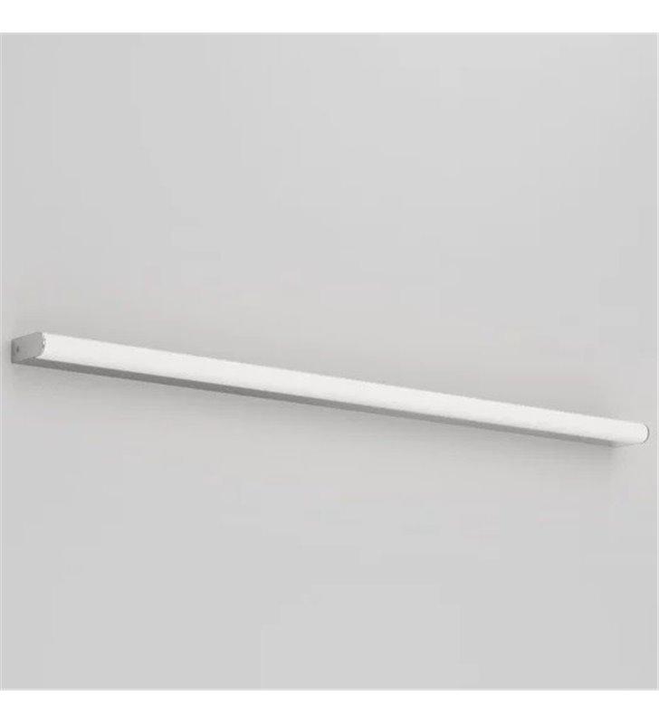 Długa lampa łazienkowa do oświetlenia lustra Artemis LED 1,2m chrom polerowany wysoka jakość