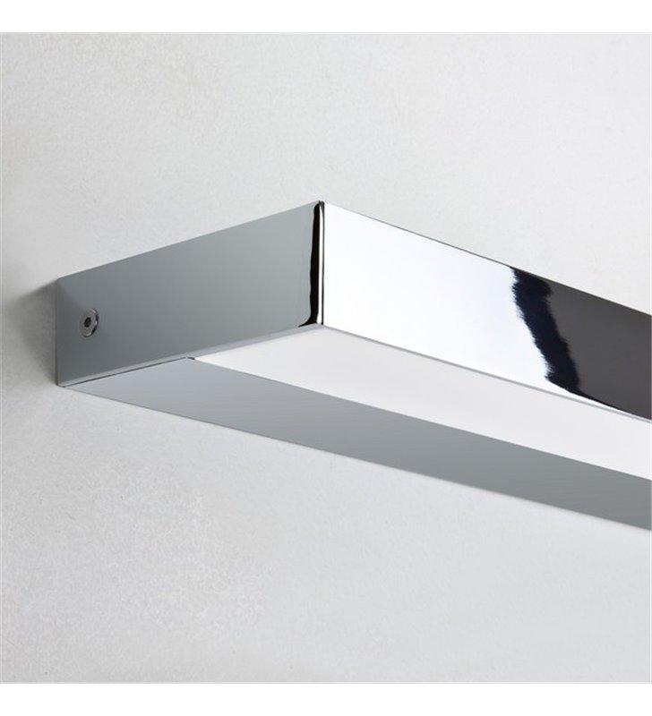 Lampa łazienkowa nad lustro Axios 30cm LED chrom polerowany