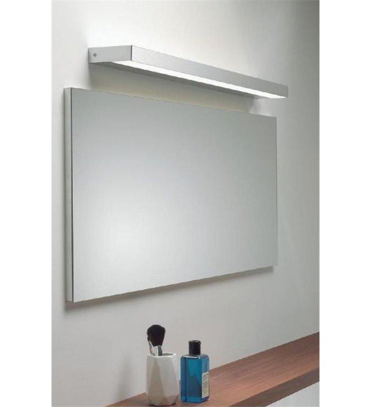 Lampa łazienkowa nad lustro Axios 120cm LED chrom polerowany 3000K