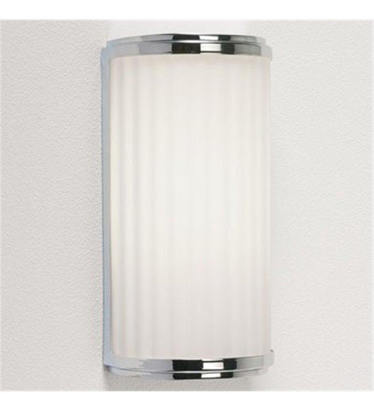 Monza LED chrom ścienna lampa łazienkowa IP44