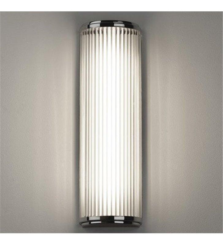 Versailles lampa ścienna do łazienki oświetlenie lustra chrom 40cm