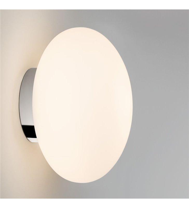 Okrągła lampa łazienkowa na ścianę Zeppo IP44
