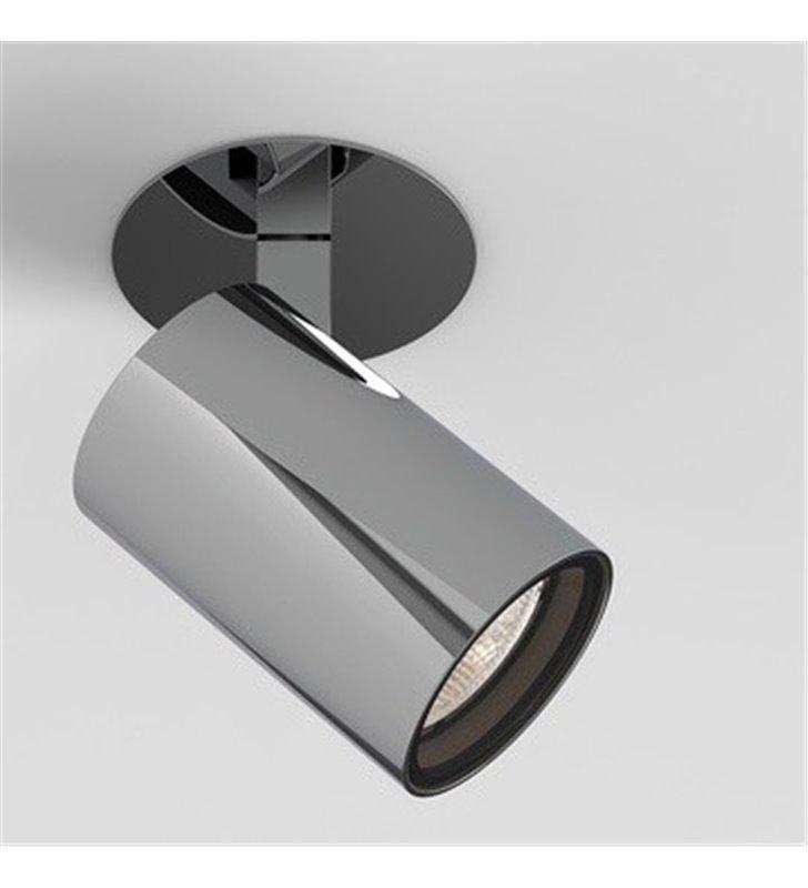 Oprawa łazienkowa do wbudowania Aqua chrom IP44