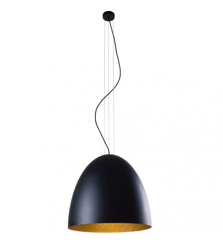 Lampa wisząca Egg L 55cm 3m...