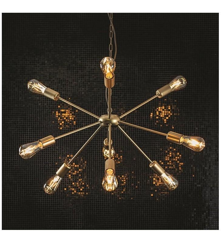 Lampa wisząca żyrandol Rod...