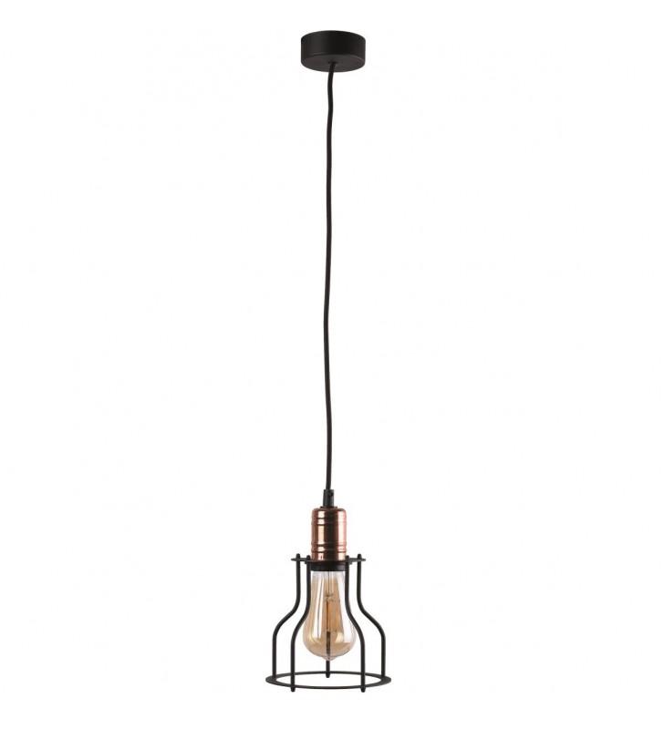 Loftowa lampa wisząca...