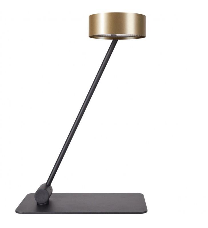 Lampa stołowa Cyclon czarna...