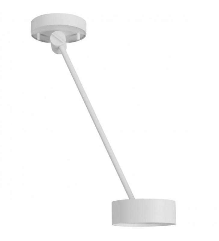 Lampa na sufit Cyclon biała...