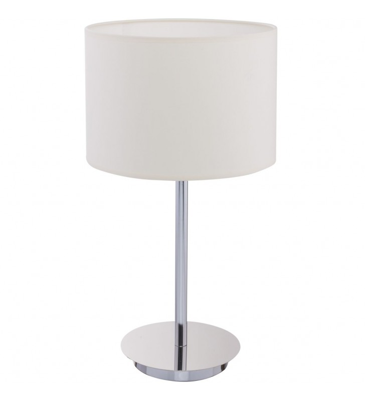 Lampa stołowa Hotel abażur...