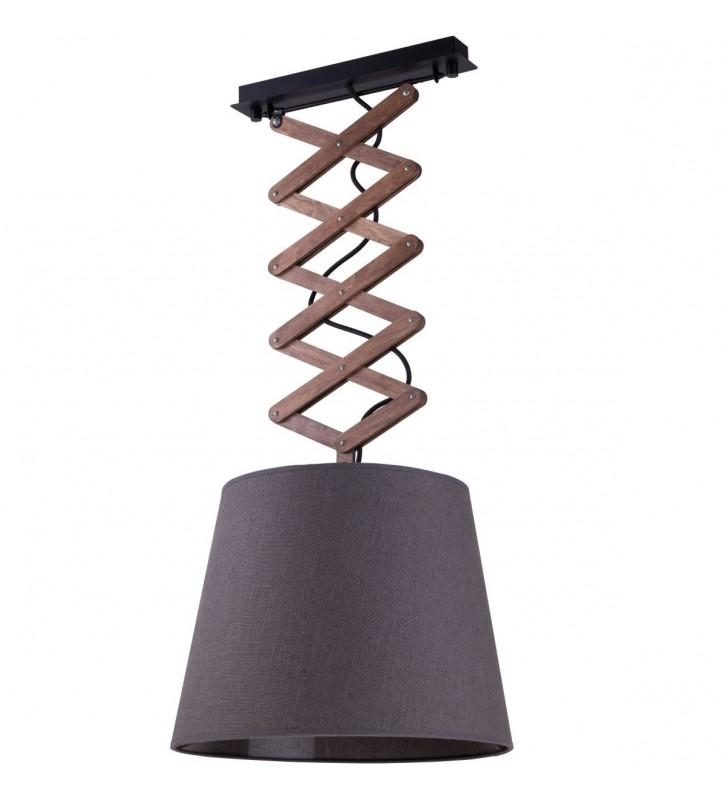 Nowoczesna lampa wisząca z...