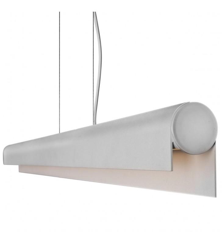 Lampa wisząca Q LED biała...