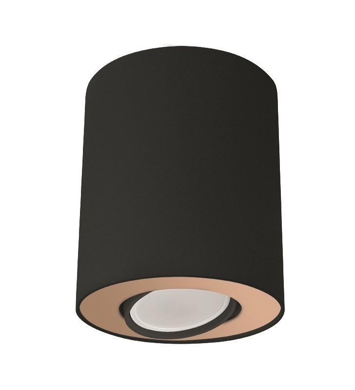 Lampa natynkowa Set czarna...