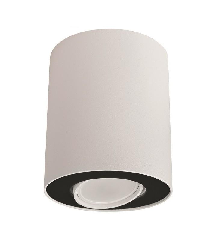 Lampa Set biało czarna...