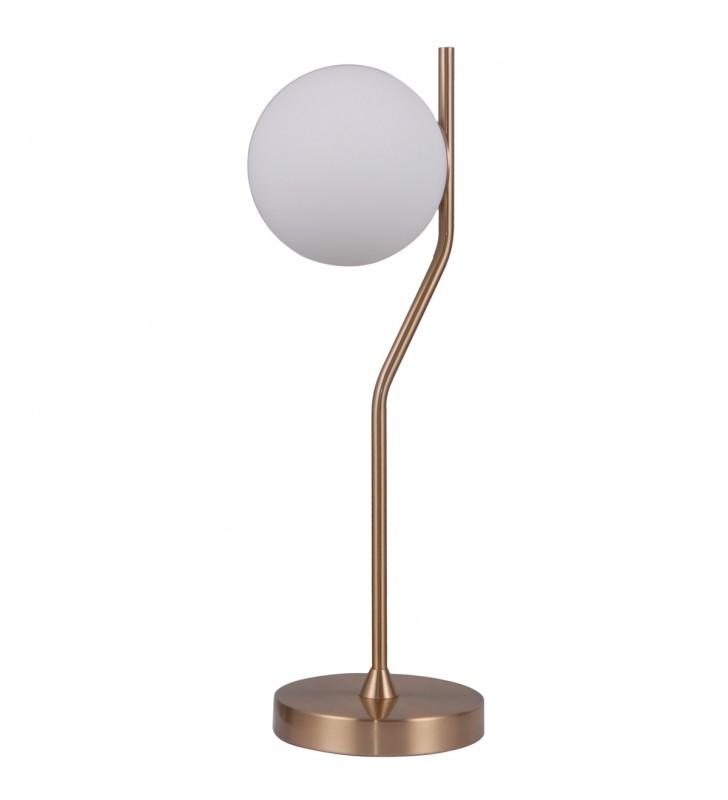 Prosta nowoczesna lampa...