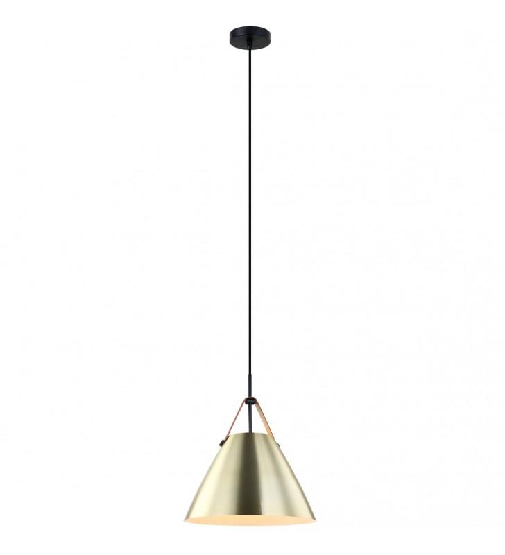 Nowoczesna metalowa lampa...