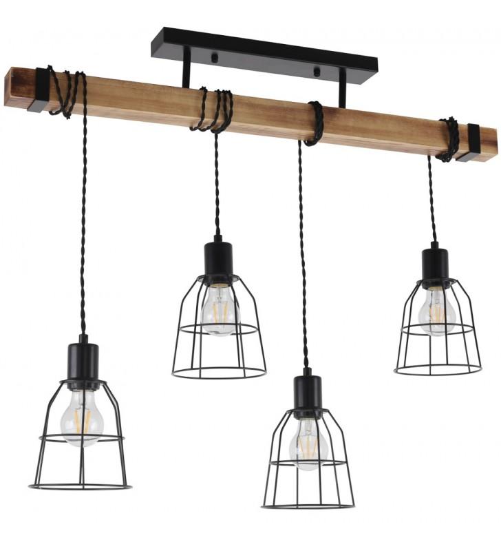 Retro lampa wisząca...