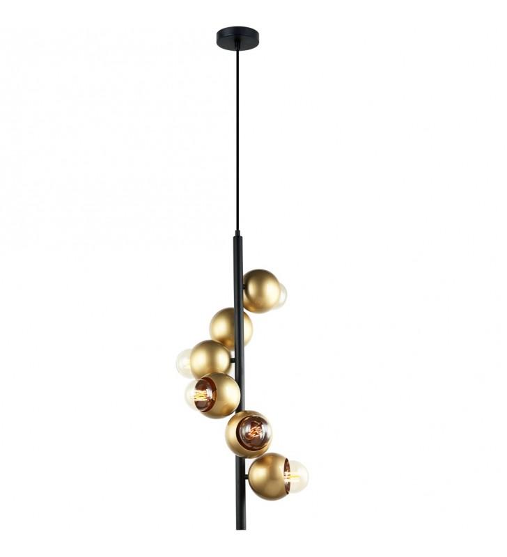 Pionowa nowoczesna lampa...