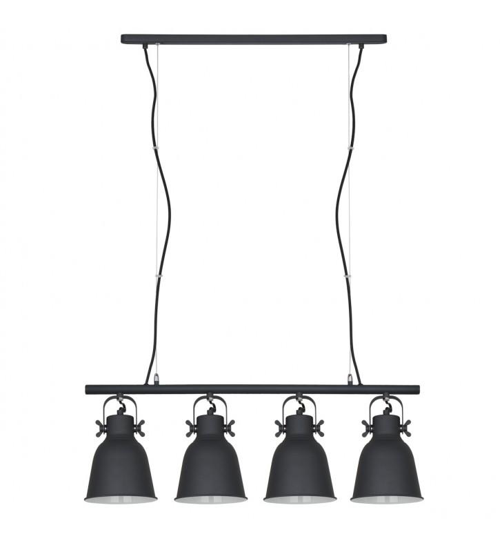 Lampa wisząca Lavare czarna...