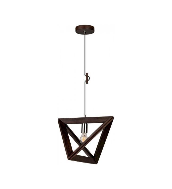 Lampa wisząca Trigonon...