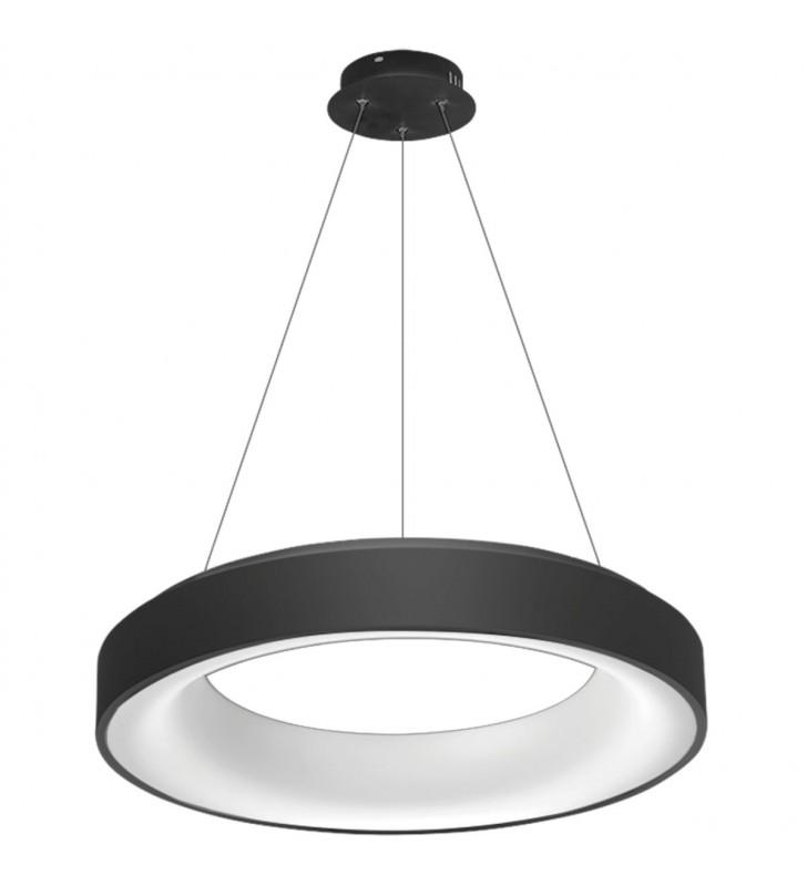 Lampa wisząca Sovana czarna...