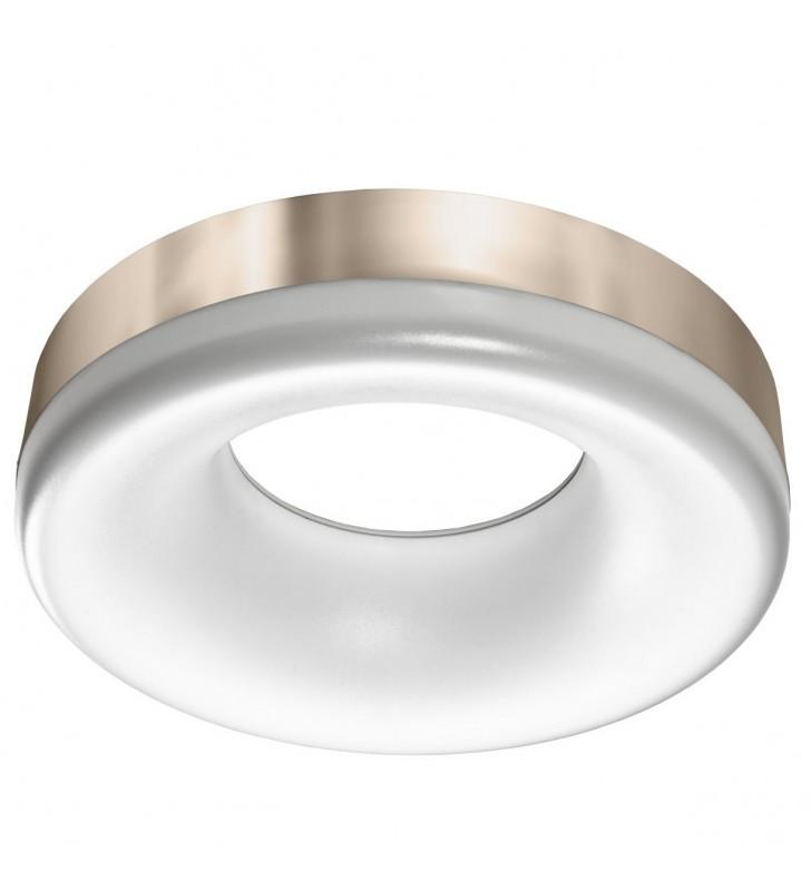 Plafon Ring 37cm satyna LED...