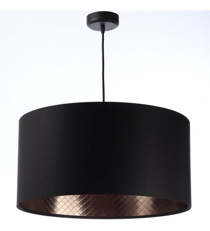 Lampa wisząca Egidia czarna...