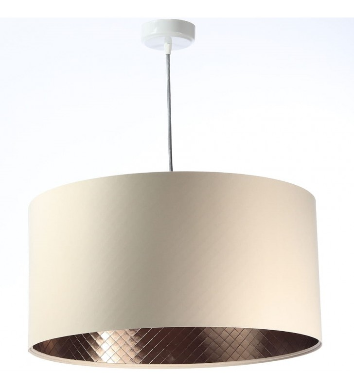Doryda kremowa lampa...