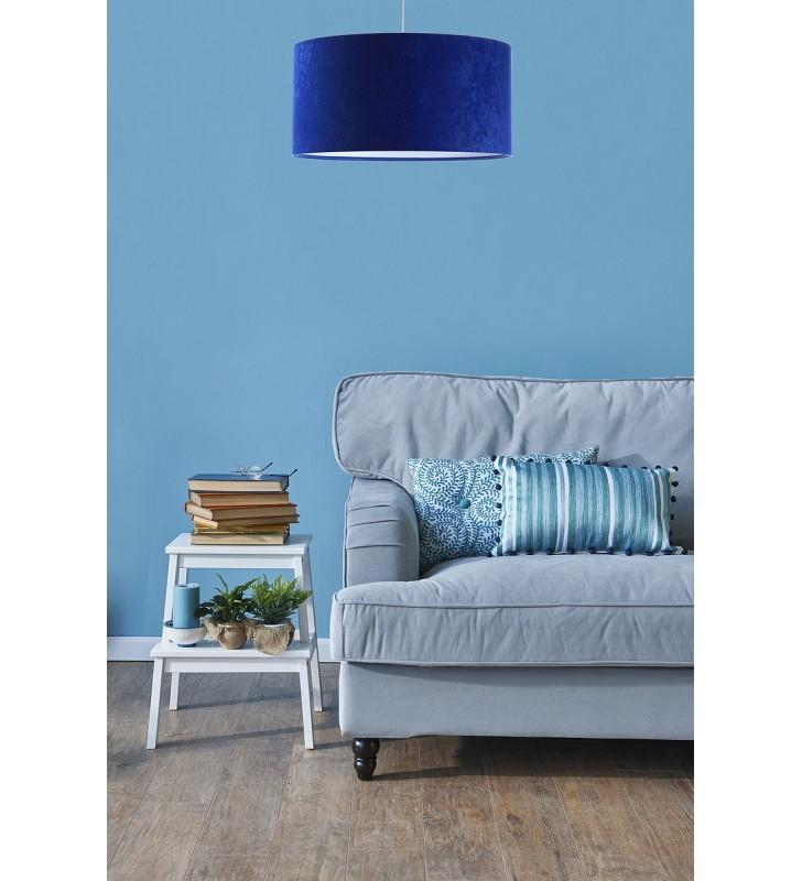 Kobaltowa lampa wisząca...