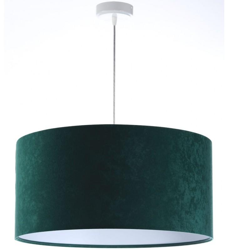Lampa wisząca Taida zielona...