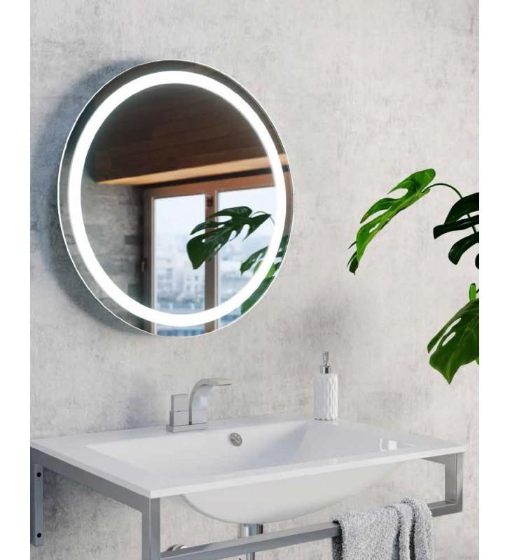 80cm okrągłe lustro...