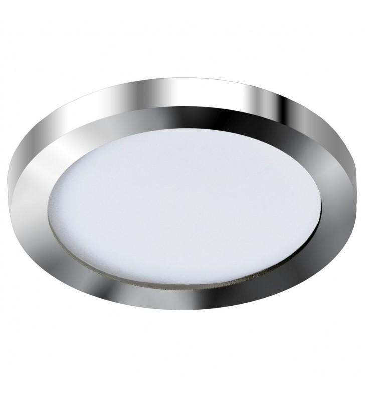 Okrągła lampa wpustowa do...