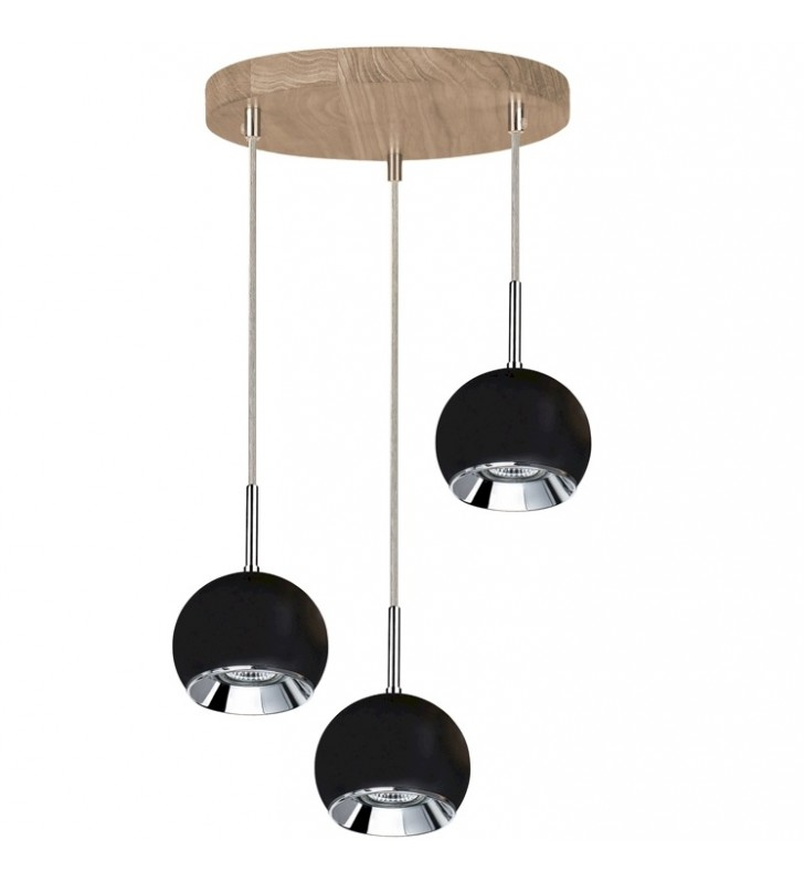 3 zwisowa nowoczesna lampa...
