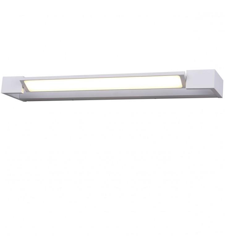 Lampa łazienkowa Dali biała...