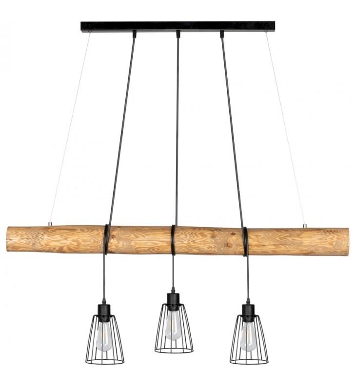 Lampa wisząca Trabo Long 3...