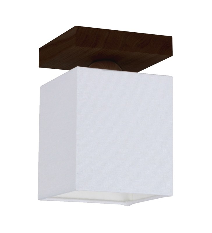 Lampa sufitowa Inger drewno...