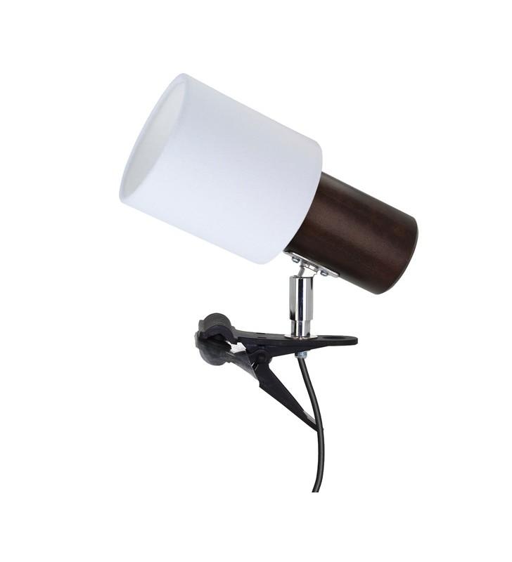 Lampa z klipsem Treehouse...