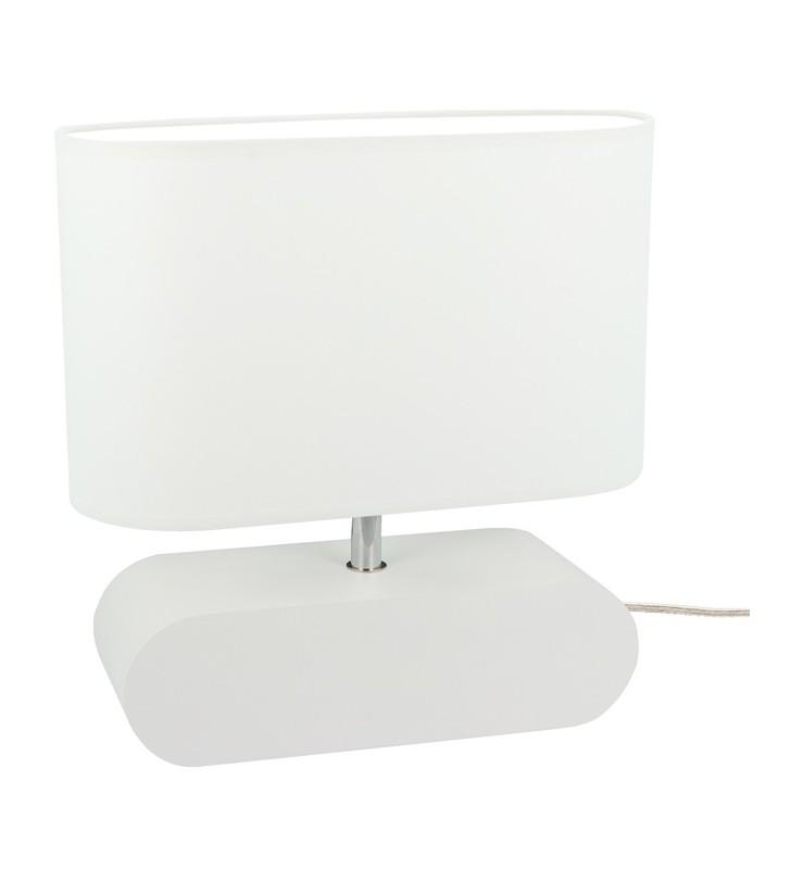 Lampa stołowa Marinna biała...