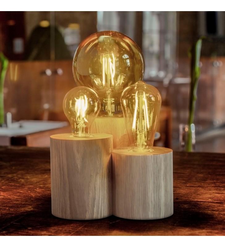 Lampa stołowa Vincent na 3...