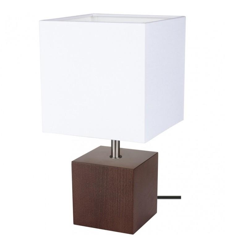 Nowoczesna lampa stołowa z...