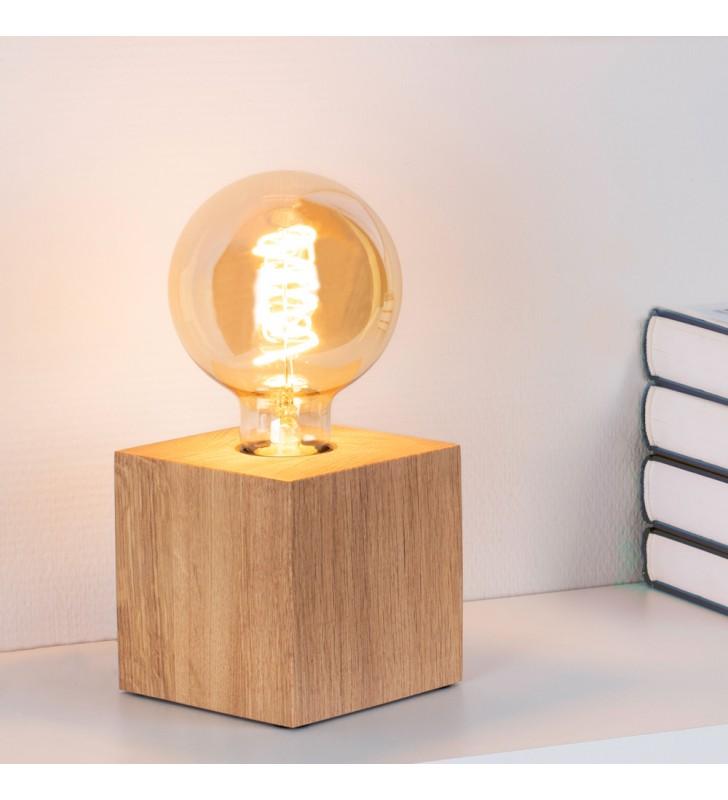 Minimalistyczna lampka...