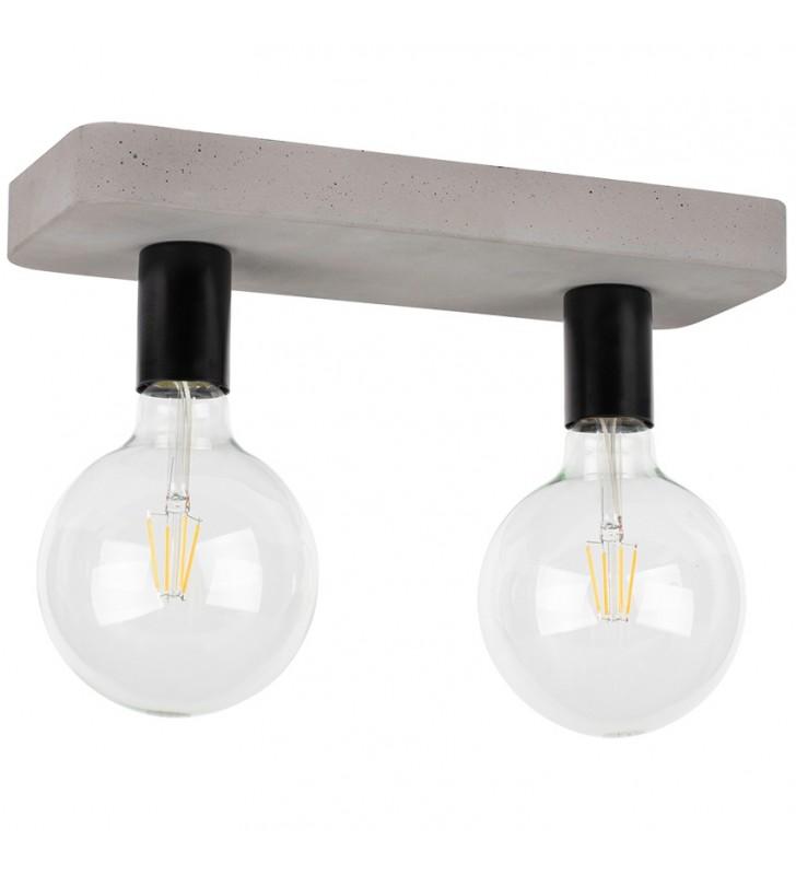 2 punktowa nowoczesna lampa...