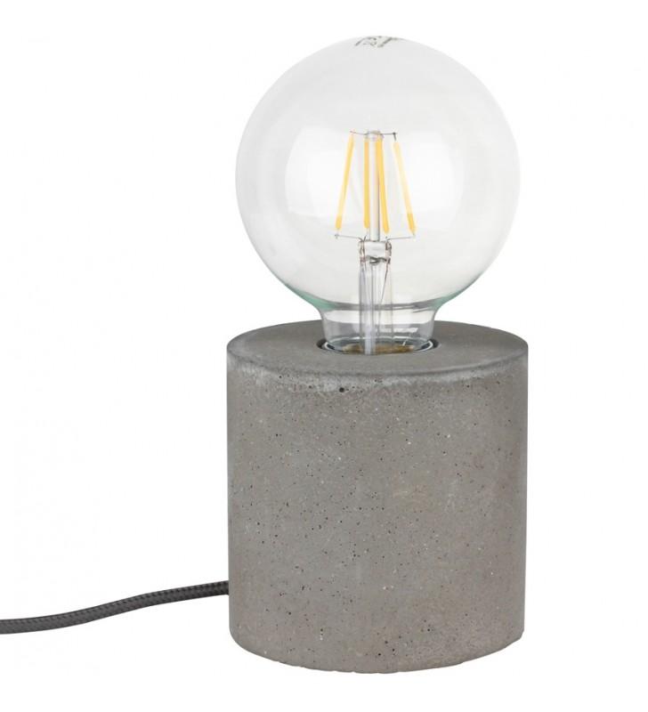 Mała nowoczesna lampka...