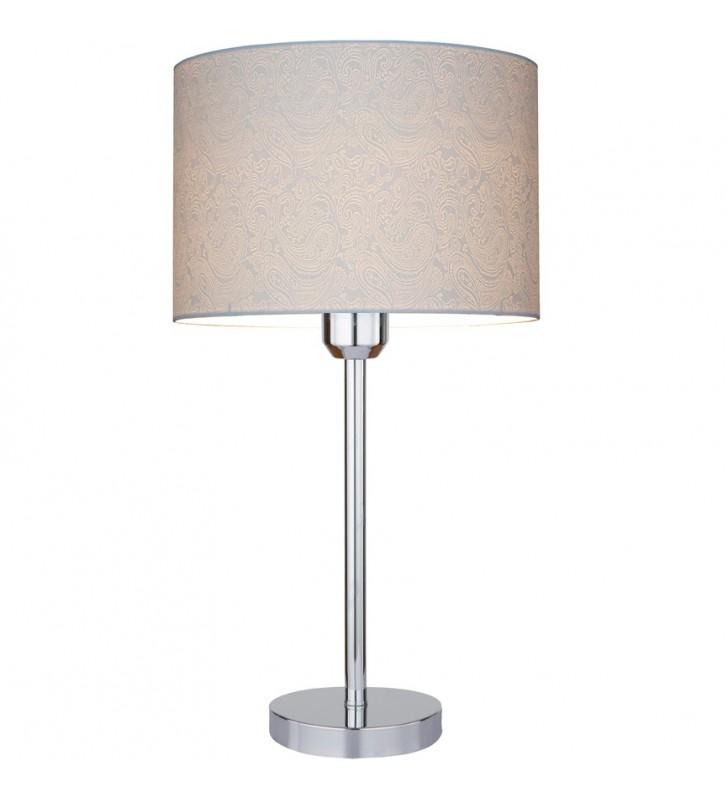 Lampa stołowa Leila abażur...