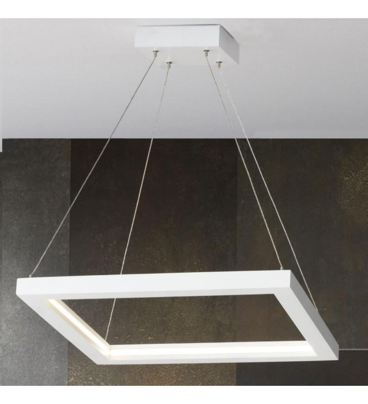 Lampa wisząca Legno białe...