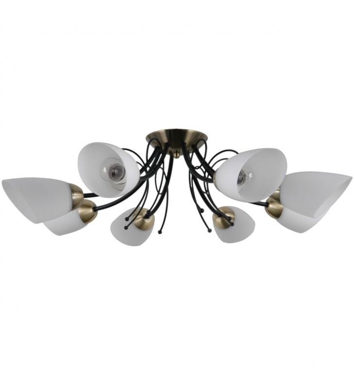 8 punktowa lampa sufitowa...
